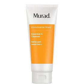 Sữa Rửa Mặt giảm thiểu Tạp Chất & Cấp Ẩm Murad 200ml