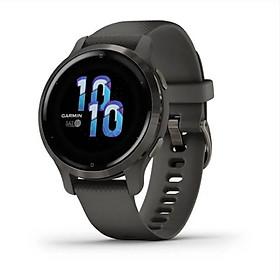 Đồng hồ thông minh GARMIN Venu2S, GPS, Wi-Fi, KOR/SEA - Hàng Chính Hãng