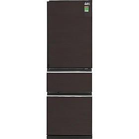 Tủ Lạnh Inverter Mitsubishi MR-CX46EJ-BRW (358L)