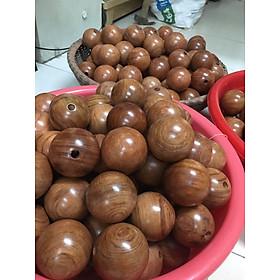 Vòng lắc eo bụng tràng hạt , Vòng lắc hạt gỗ giảm béo thon eo - Hình thật-11