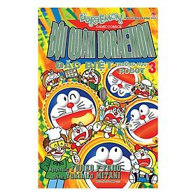 Đội Quân Doraemon Đặc Biệt - Trường Học Robot Tập 3 (Tái Bản 2019)