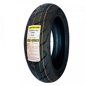 Lốp xe phân khối lớn Dunlop D222 Sportmax cỡ 160/60ZR17 M/C T/L 69W