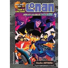 Thám Tử Lừng Danh Conan Hoạt Hình Màu: Những Giây Cuối Cùng Tới Thiên Đường Tập 2
