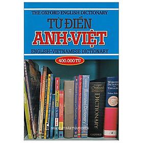 Download sách Từ Điển Anh Việt 400.000 Từ - Bìa Xanh