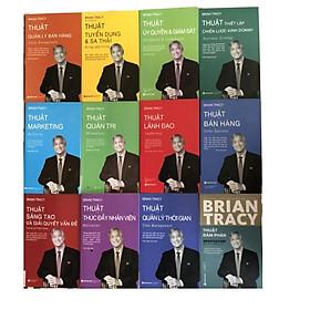Bộ Sách Brian Tracy - Dành Cho Nhà Lãnh Đạo (Bộ 12 Cuốn)