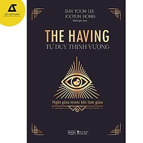 Sách - The Having Tư Duy Thịnh Vượng
