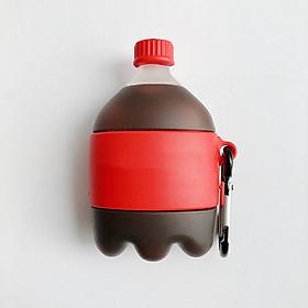 Bao Case Cho Airpods 1/ Airpods 2 / Airpods Pro Hình Chai Nước Ngọt