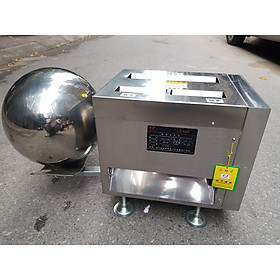 Máy làm viên bánh nhãn, viên hoàn thuốc 12mm DZ20