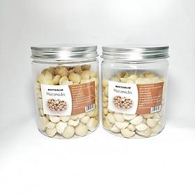 Hình đại diện sản phẩm Combo 2 hộp nhân Hạt Macadamia Thượng hạng -300g/hộp