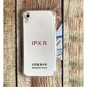 Ốp Lưng Dẻo Chống Sốc Phát Sáng Cho iPhone XR Dada (Trong Suốt) - Hàng Chính Hãng