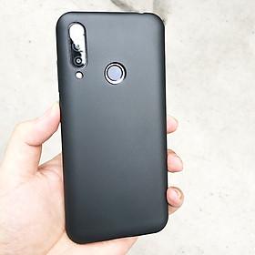 Ốp lưng điện thoại Vsmart Joy 3 dẻo đen - Hàng chính hãng