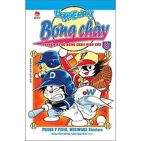 Doraemon Bóng Chày - Truyền Kì Về Bóng Chày Siêu Cấp Tập 8 (Tái Bản 2020)