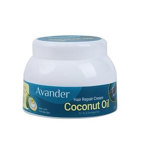 Kem ủ tóc Tinh dầu dừa Avander 125g