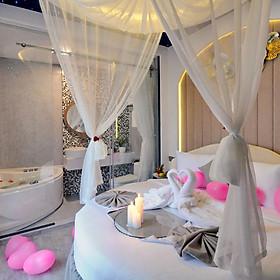Voucher combo du lịch hạng phòng Suite 3 ngày 2 đêm tại Alpha Bird Hotel Nha Trang