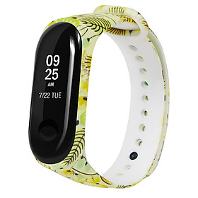 Band Strap Watch Strap Wearable Replaceable WatchBand Replacement for XIAOMI MI Band 3