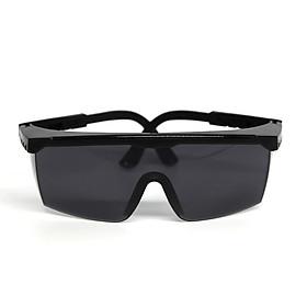 Kính bảo hộ ProTape SM417 kiểu chuẩn màu đen, chống tia UV, chống trầy xước
