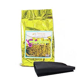 3 Gói muối thảo dược săn bụng Mẹ bé Hoàng gia + 1 túi đựng muối