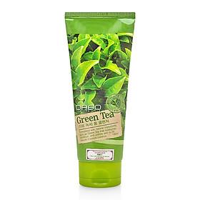 Sữa Rửa Mặt Trà xanh Ngừa Mụn Sạch Nhờn Dabo Green Tea SRMDB-TX (180ml) - Hàn Quốc Chính Hãng