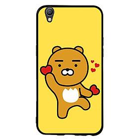 Ốp Lưng Viền TPU cho điện thoại Oppo Neo 9 - Kakao 01