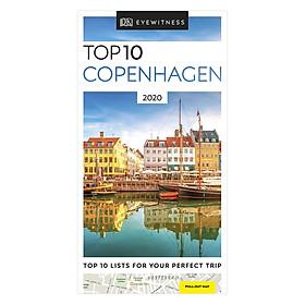 Top 10 Copenhagen - Pocket Travel Guide (Paperback)