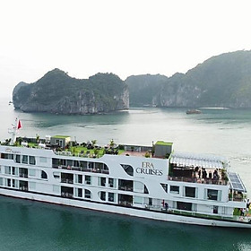 Trải Nghiệm Cảm Giác Mới Lạ Ngủ Đêm Trên Du Thuyền Era Cruises Tại Vịnh Hạ Long, Chèo Thuyền Kayak Khám Phá Vịnh Lan Hạ, Hang Sáng Tối