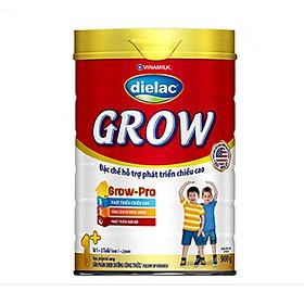HỘP SỮA BỘT VINAMILK DIELAC GROW 1+ 900G (CHO TRẺ TỪ 1 - 2 TUỔI)