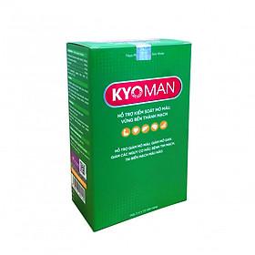Thực phẩm chức năng Kyoman: Thảo dược giảm mỡ máu
