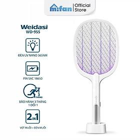 Vợt Muỗi kiêm Đèn Bắt Muỗi 2 trong 1 - Weidasi WD-955