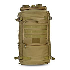 60L Outdoor Tactical Backpack Water-resistant Shoulder Bag for Camping