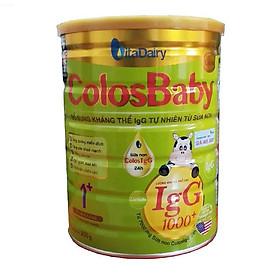Sữa bột VitaDairy ColosBaby Gold 1+ 800g, dành cho trẻ từ 1-2 tuổi