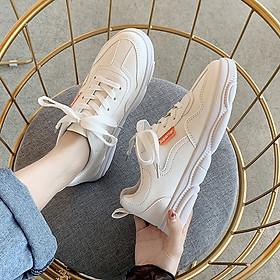 Giày Sneakers Nữ Giày Nữ Trắng GN60