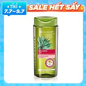 Dầu Gội Dành Cho Tóc Xỉn Màu Yves Rocher Shine Gel Shampoo 300ml