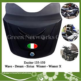 Thùng giữa lắp các loại xe Winner X Winner V1 Exciter 150 135 Wave Dream Sirius Green Networks Group