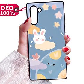 Ốp Lưng hình nền đôi bạn thỏ và gấu dành cho Samsung đủ dòng Samsung Note 4 / 5 / 8 / 9 / 10 / 10 Plus / 10 Lite / 10 Pro / 20 / 20Ultra