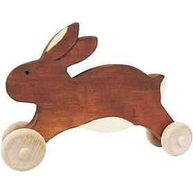 Xe Kéo Hình Chú Thỏ