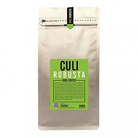 Cà phê Culi Robusta 500g - The Kaffeine