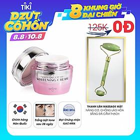 Kem dưỡng ẩm, làm trắng và tái tạo da Segno Advanced Formular Whitening Cream 50ml - Nhập khẩu Hàn Quốc