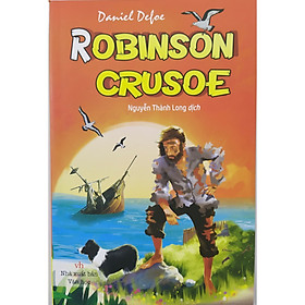 [Download sách] Robinson Crusoe