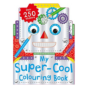 Sách tô màu My Super-Cool Colouring Book