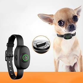 Vòng đeo cổ chống sủa cho chó DOG200
