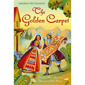 Sách thiếu nhi tiếng Anh - Usborne First Reading Level Four: The Golden Carpet