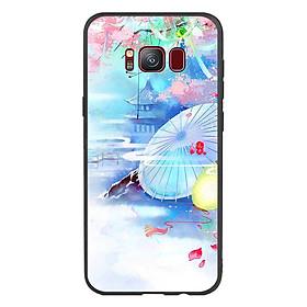 Hình đại diện sản phẩm Ốp lưng viền TPU cho điện thoại Samsung Galaxy S8 - Diên Hi Công Lược Mẫu 7