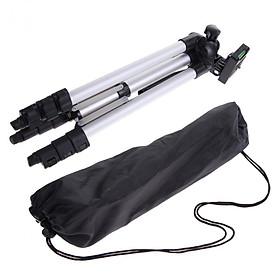 Chân máy ảnh Tripod kèm giá đỡ điện thoại và túi đựng