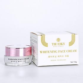 Kem Dưỡng Trắng Da Mặt Truesky Whitening Face Cream 15g - Mỹ Phẩm Chính Hãng