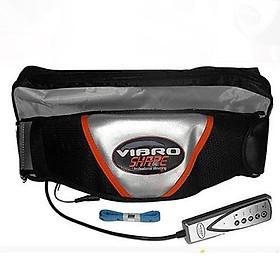 Đai massage Vibro bụng giảm béo săn chắc bụng