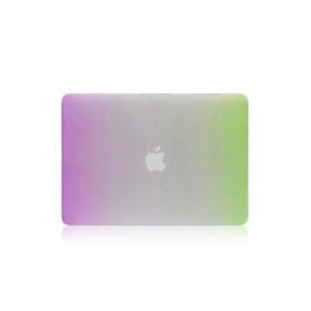 Macbook Pro 13.3 Rainbow Pc Shell - Purple Green