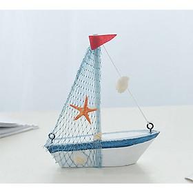 Hình ảnh Tượng trang trí thuyền Địa Trung Hải 11,5x12,5x3cm