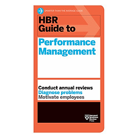 Harvard Business Review Guide To Performance Management