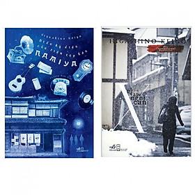 Combo truyện hay:  Phía Sau Nghi Can X - Điều Kỳ Diệu Của Tiệm Tạp Hóa Namiya ( Higashino Keigo )
