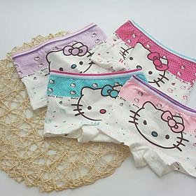 Lẻ 1 cái quần chíp đùi cho bé gái cực xinh cho bé từ 2- 10 tuổi